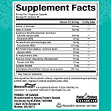 Natural Factors - WomenSense EstroSense, Promotes Hormone Balance and Healthy Estrogen Levels with Green Tea, Turmeric, and Milk Thistle Gluten Free, Non-GMO, 120 Vegetarian Capsules