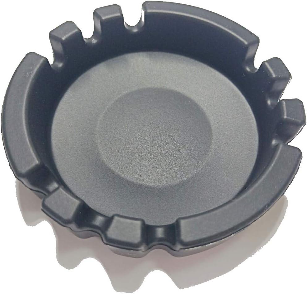 710 Life Silicone Ashtray /& Tool Storage Black