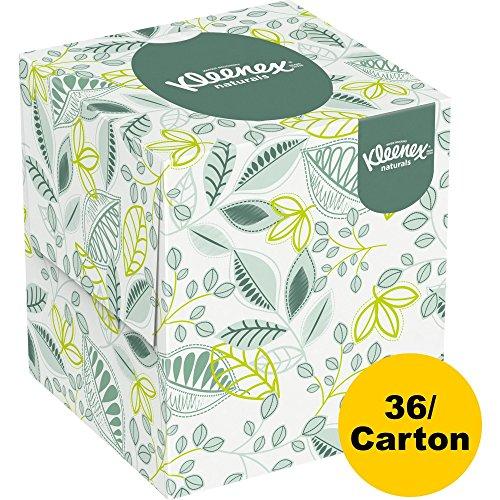KCC21272CT - Kleenex Naturals BOUTIQUE Facial (Kleenex Boutique Tissue)