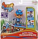 Beat Bugs Motion-Mania Skateboarding Jay Action Figure