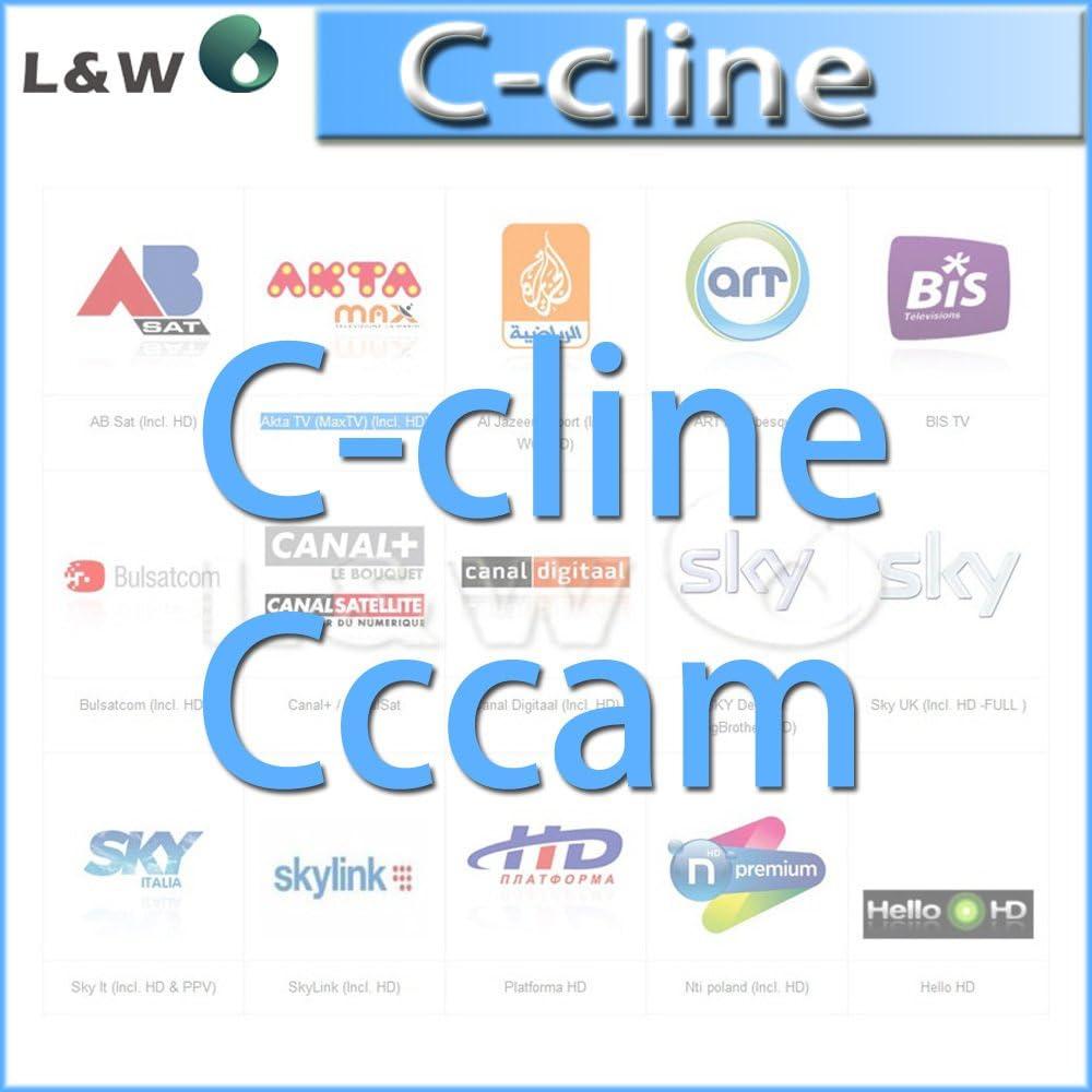 MU clina CCcam por 1 año de validez puede experimentar una prueba ...