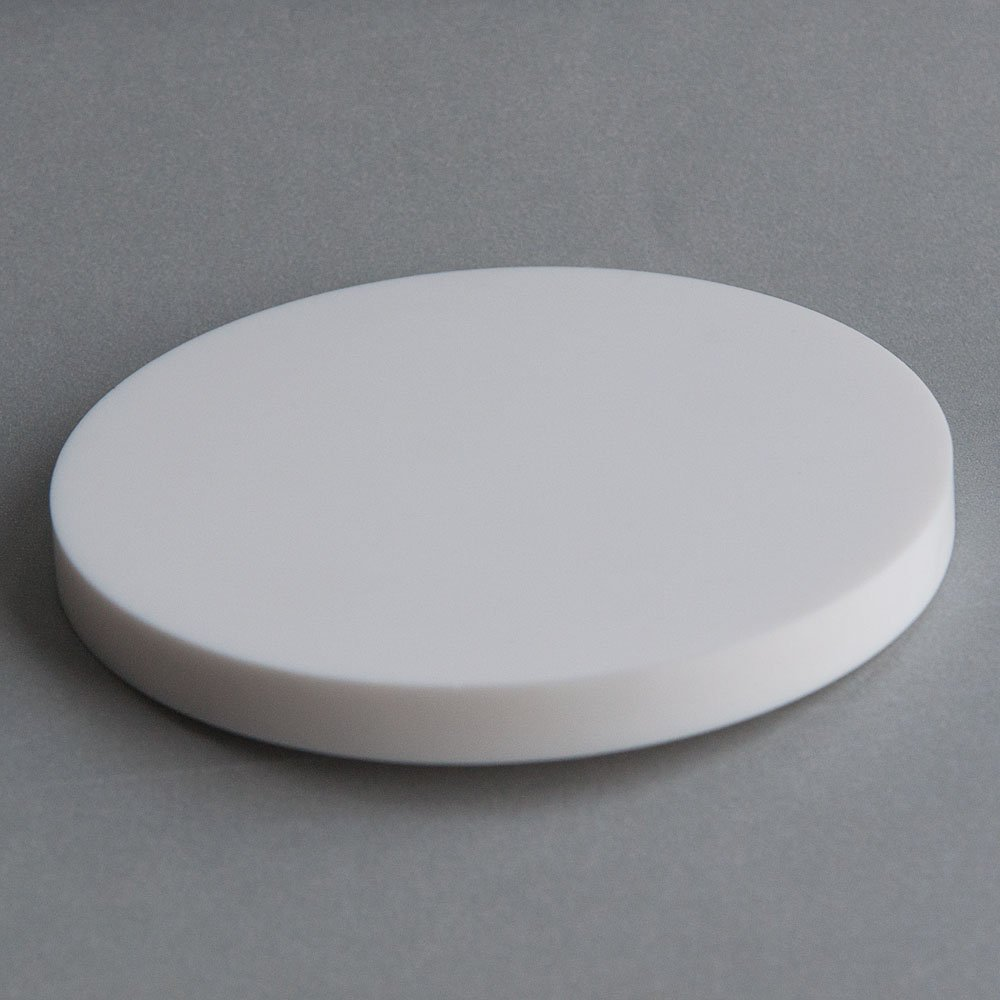 Macor, MAC3-12048, Machinable Ceramic Disc, 3' Diameter X 3/4' Thick