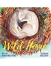 Wild Home: A baby squirrel's story of kindness and love