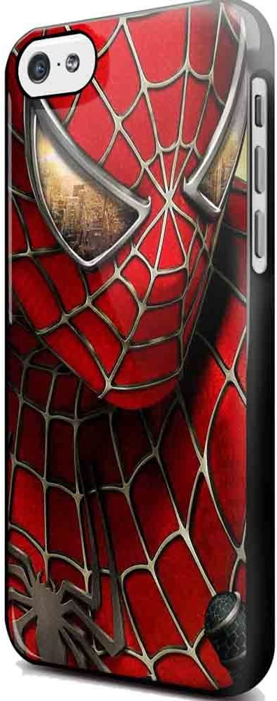 Spiderman 5 Wallpaper For Iphone And Samsung Galaxy Case Iphone 5 5s Black Amazon Co Uk Electronics