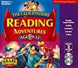 Software : Cluefinders Reading Adventures Ages 9-12