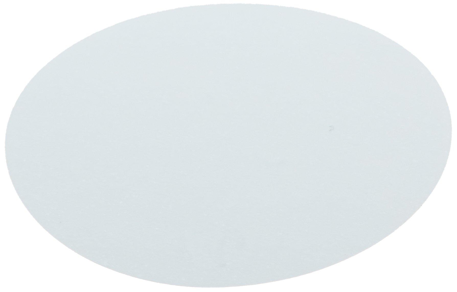Whatman 10402014 Cellulose Nitrate Membrane, Non-Sterile, Circle, White, Plain Grid, 0.1µm Pore Size, 50mm Diameter (Pack of 100)