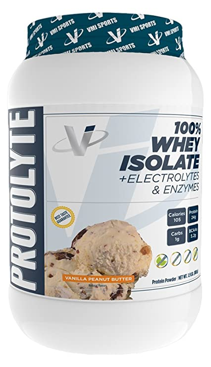 VMI Sports proteína en polvo Protolyte, mantequilla de ...