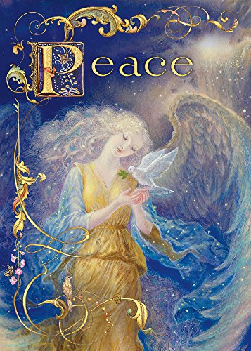 Peace Angel Boxed Holiday Greeting Cards