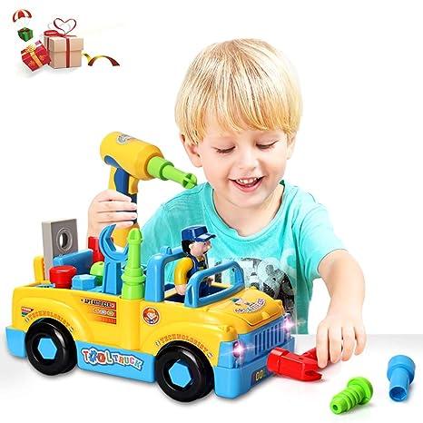 Amazon Com Homofy Baby Toys Multifunctional Construction Take Apart