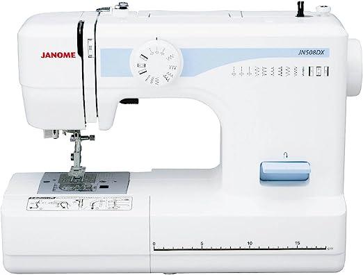 Janome eléctrica máquina de coser