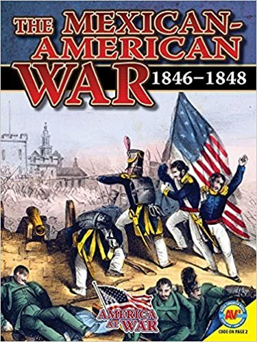 Book The Mexican-American War: 1846-1848 (America at War (Av2)) by Simon Rose (2014-08-15)