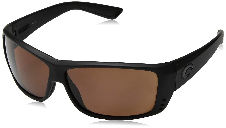 Costa Del Mar Zane Polarized Sunglasses Sports Service ZN11BMGLP-P