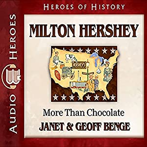 Milton Hershey Audiobook