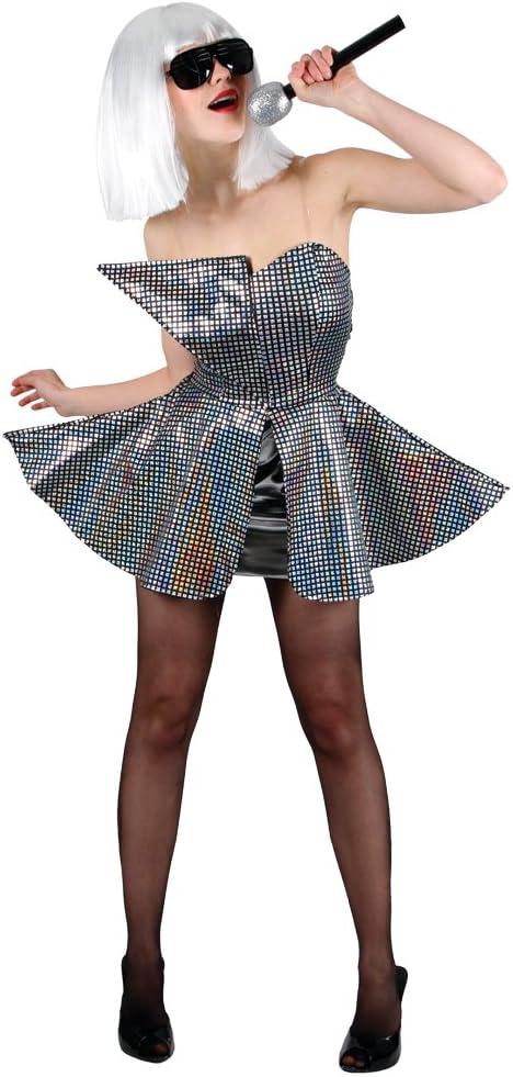 Wicked - Disfraz de Lady Gaga (XS): Amazon.es: Juguetes y juegos