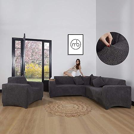 Eck Sofabezug Sofahusse Sesselbezug Wasserdicht Sesselüberwurf Für Haustiere