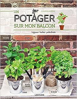 Potager au balcon (Mon carré de jardin) (French Edition)