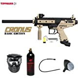 MAddog Tippmann Cronus Tactical Bronze Paintball Gun Package