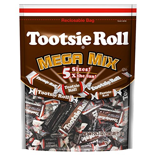 TOOTSIE ROLL MEGA MIX]()