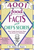 4001 Food Facts and Chef's Secrets