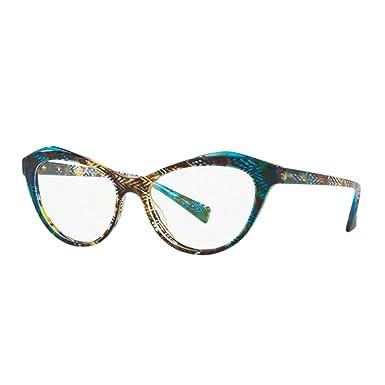 8655bb22d Alain Mikli Rx Eyeglasses Frames A03061 F002 54-16-140 Havana ...