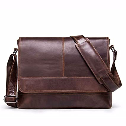 911167cf1ecb Image Unavailable. Image not available for. Color  NHGY 13 inch men s  single shoulder bag