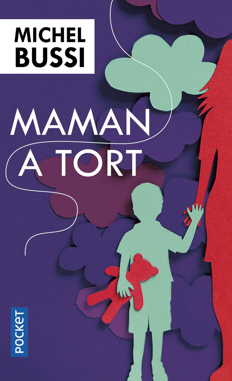 Maman A Tort French Edition Michel Bussi Pocket