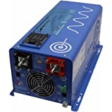 AIMS Power 2000 Watt 24 VDC Pure Sine Inverter Charger w/ 6000W Surge