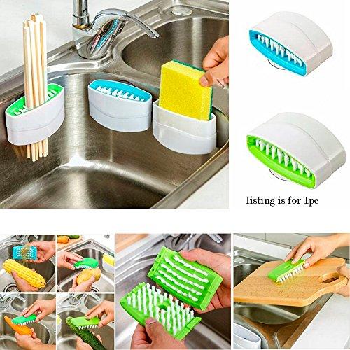 Cutlery Cleaner Washing Utensil Scrubber