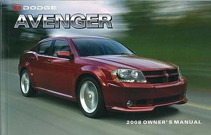 amazon com bishko automotive literature 2008 dodge avenger owners rh amazon com 2008 Dodge Power Wagon 2013 Dodge Avenger