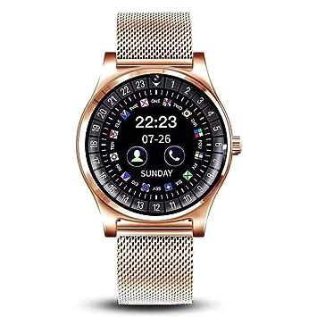 BEUHOME Reloj Inteligente, R9 Bluetooth Smartwatch, Impermeable ...