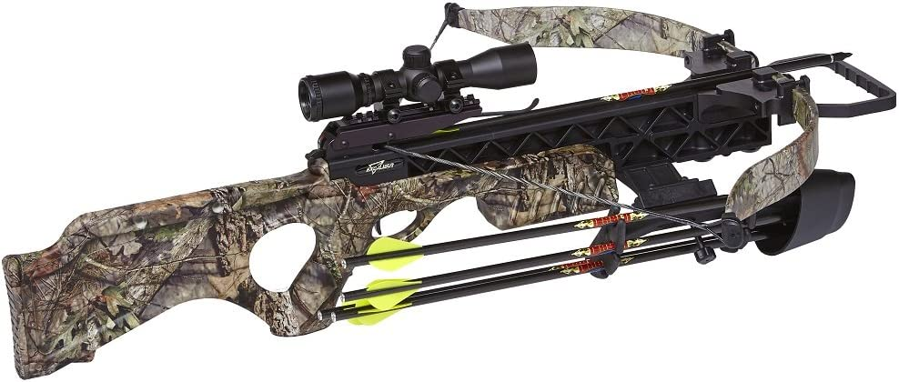 Best Crossbows: Excalibur Crossbow Null Matrix SMF Grizzly Crossbow
