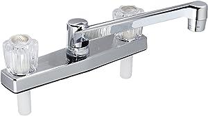 EZ-FLO 10122 Non-Metallic Kitchen Faucet Washerless