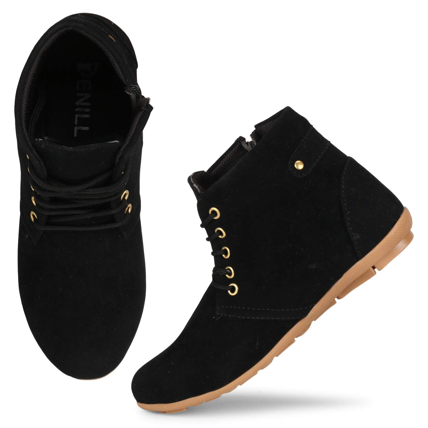 Denill Comfortable, Stylish Ankle Boots