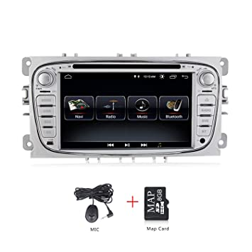 Android 8 1 Car Multimedia System DVD Player for FORD