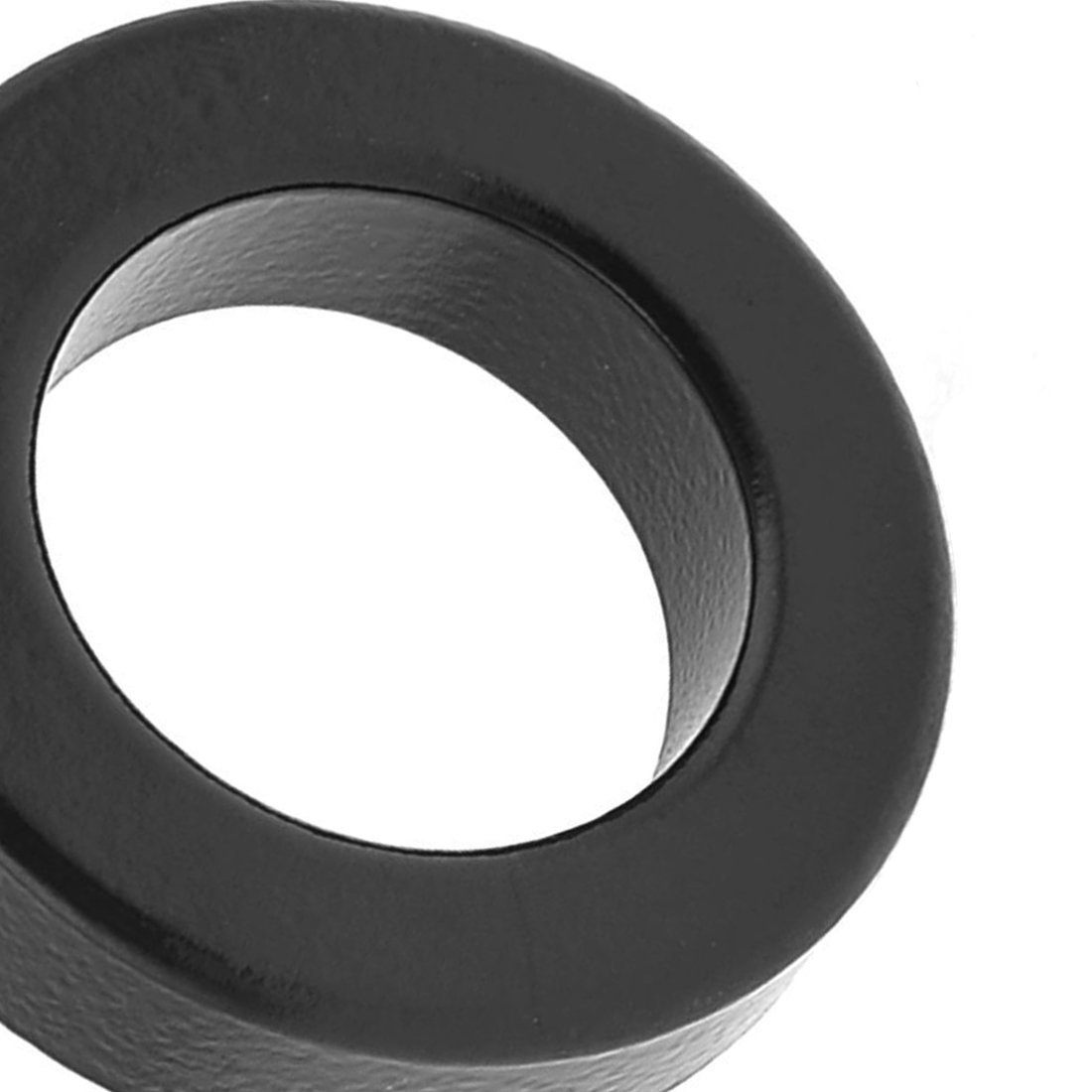 Toroide nucleo de ferrita - TOOGOO(R) Toroide nucleo de ferrita de AS225-125A piezas de transformador de bobina de atragantamiento negro: Amazon.es: ...