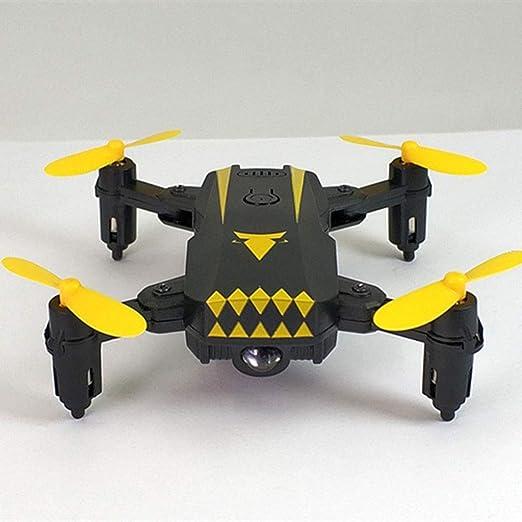 LFOZ Mini Drone Aéreo Drone Plegable Portátil De Cuatro Ejes ...