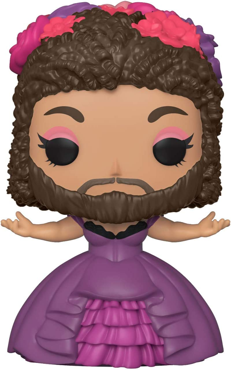 Philip Carlyle Bearded Lady Funko: Movies: Pop P.T Anne Wheeler Barnum Greatest Showman