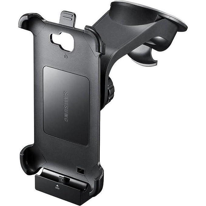 Samsung GALAXY Note Vehicle Dock Kit - Soporte de coche con cargador de mechero original (ECS-K1E1BE)