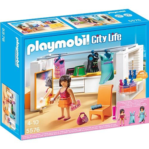 PLAYMOBIL Modern Dressing Room Modern Mansion