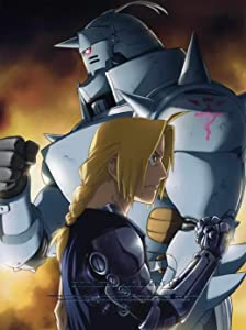 21071 Fullmetal Alchemist Anime Decor Wall 36x24 Poster Print
