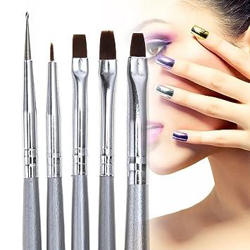 Amazon Gowind7 Nail Art Pens 5pcs Nail Art Design Dotting