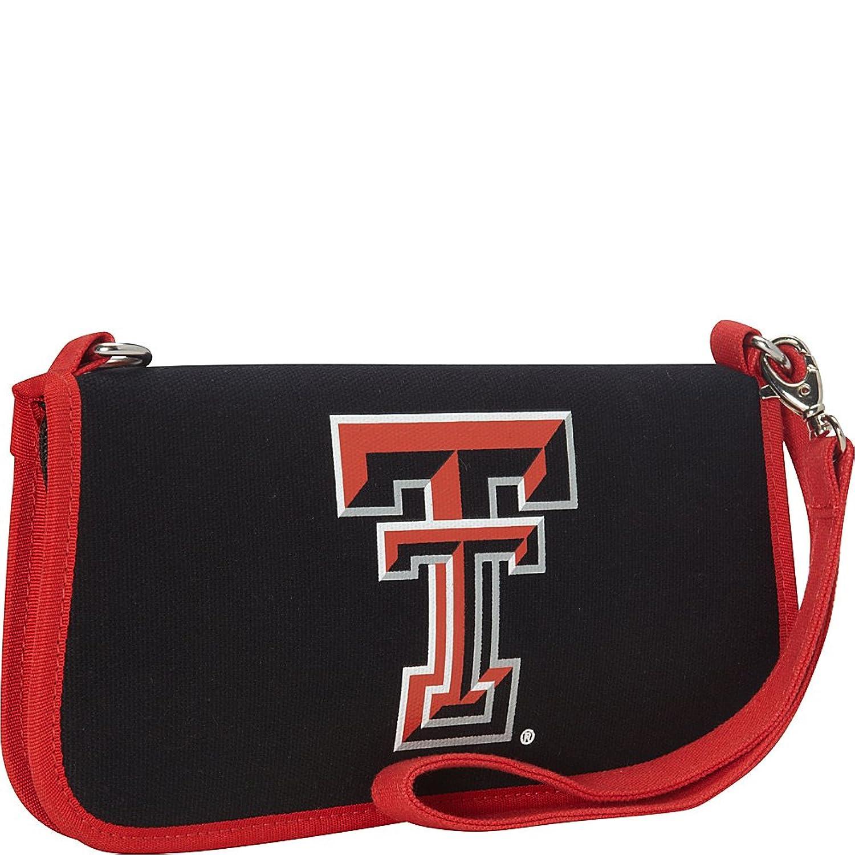 Texas Tech University Canvas Clutch Wallet