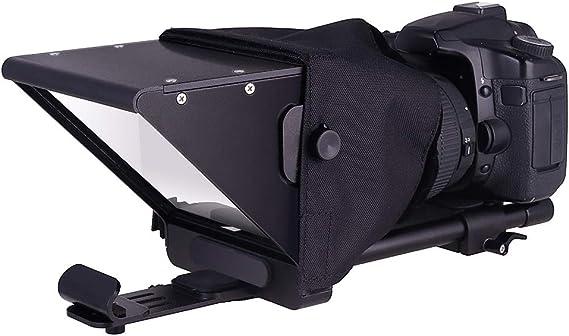 Rungao Mini Teleprompter Einstellbarer Kamera