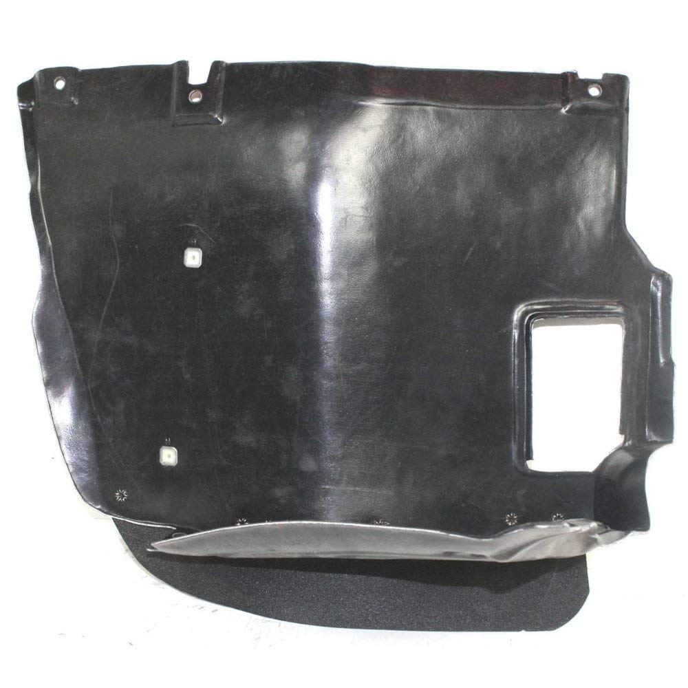 Fender Liner for 2001-2006 BMW 325xi 330xi Front Left & Right Side Set of 2 by Evan Fischer (Image #3)