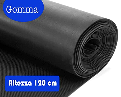 Pavimento In Gomma Per Box Cani : Foll gum tappeto gomma milerighe altezza cm m x
