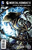 Mortal Kombat X #2 Comic Book