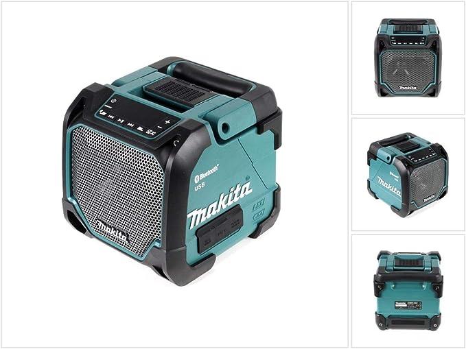 Makita DMR202 18v LXT Bluetooth Lautsprecher LCD Akku+Ladegerät