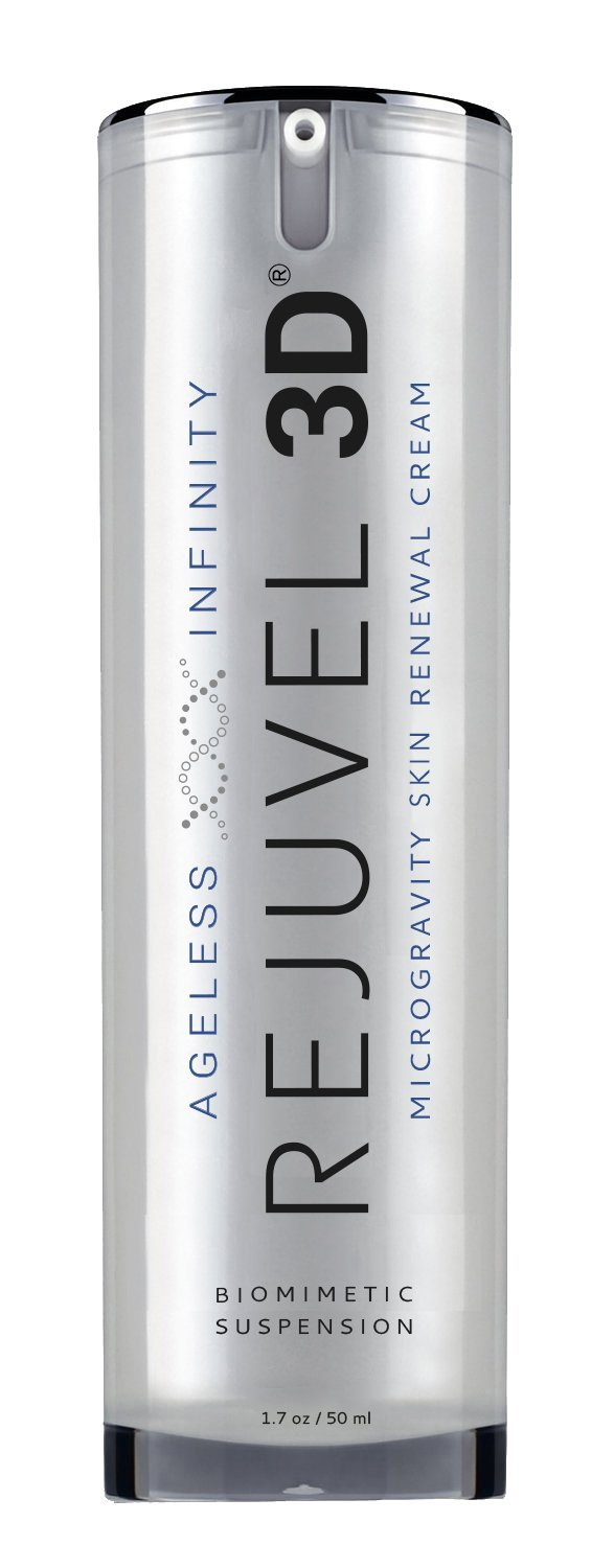 Rejuvel 3D Microgravity Cell Renewal Cream 1.7oz Anti Aging Moisturizer For Face, Eyes & Neck; Reduced Appearance of Wrinkles and Fine Lines, Dark Circles, Dark Spots. Rejuvenate and Tighten Skin