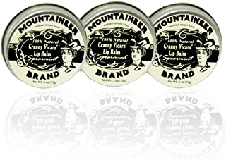 product image for Mountaineer Brand 100% Natural Lip Balm 3 Pack