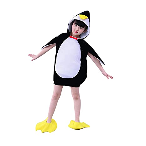 LOLANTA Disfraz de pingüino Feliz para niños Disfraz de ...